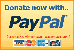 Give via PayPal
